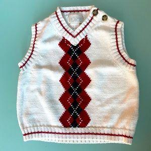 Children's Place vest 6-9m